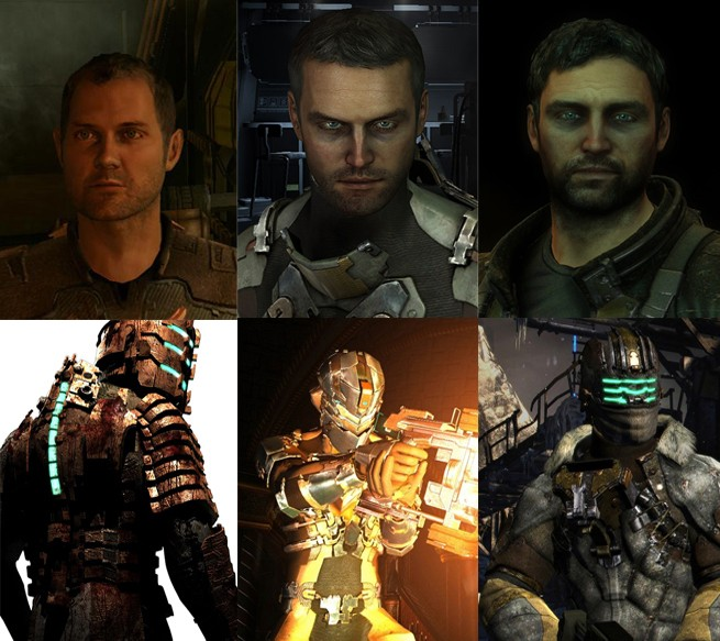 They grow up so fast: What this console generation's characters have learned