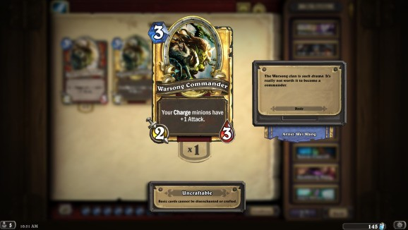R.I.P., Grim Patron: Blizzard pushes out Hearthstone's Warsong Commander nerf