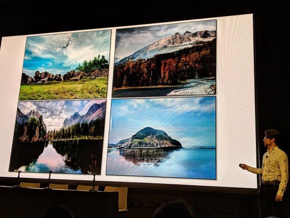 Nvidia's GauGAN has been used to create 500,000 images