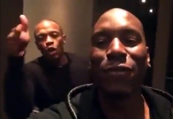 Apple reportedly 'freaked out' about the drunken Dr. Dre video