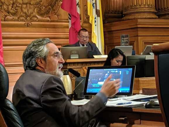 San Francisco supervisors vote to ban facial recognition software