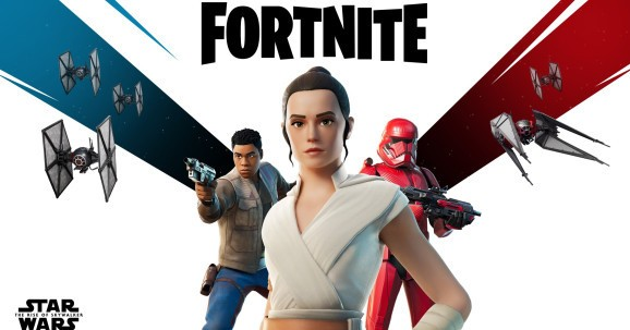 Epic Games will reveal exclusive Star Wars: Rise of Skywalker footage inside Fortnite