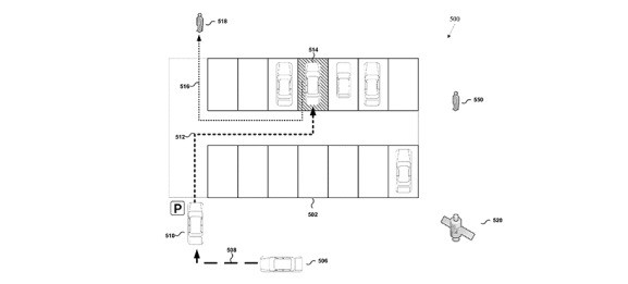 New Apple patents turn your phone into a car locator