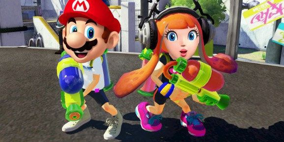 One in ten Wii U owners already bought Splatoon