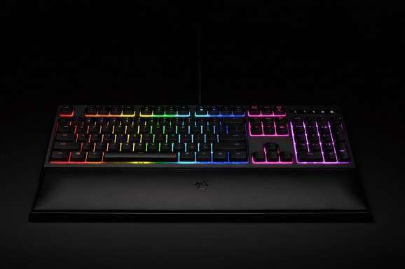 Razer Ornata Chroma keyboard's faux-click makes for an amazing typing experience