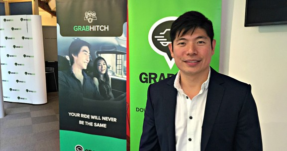 GrabTaxi CEO: I don't think about Travis Kalanick