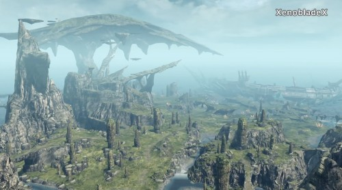 Xenoblade Chronicles X is wondrous — but this lush, massive world is not for the timid