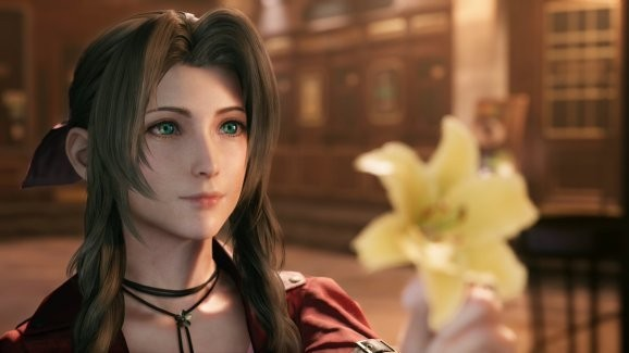 Square Enix finally shows Final Fantasy 7 Remake gameplay