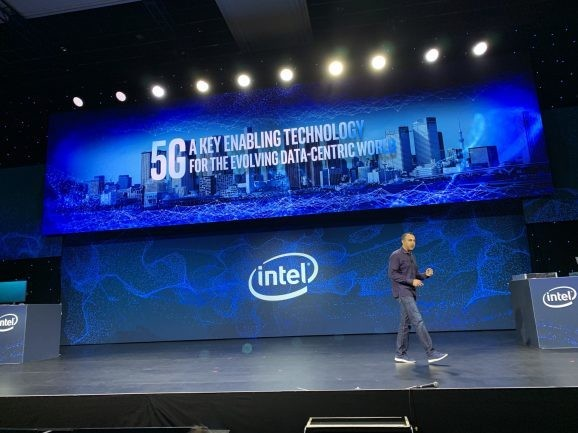 Intel targets new Snow Ridge 5G SoC at wireless base stations and network edge