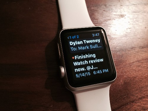 30 days later, I'm returning my Apple Watch (full review)