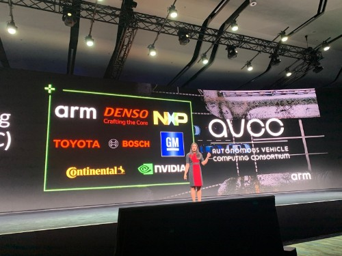 Why Arm believes a consortium is necessary to get autonomous cars to the finish line