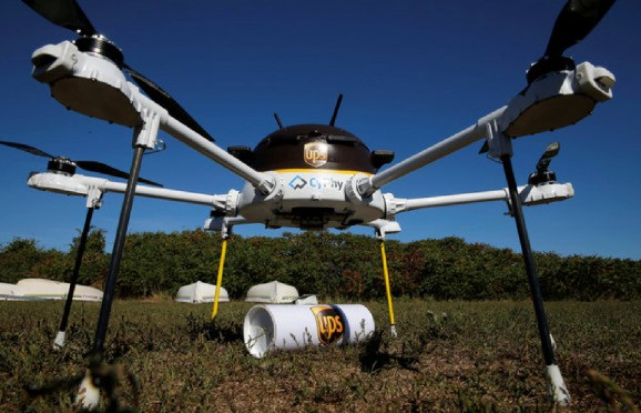 UPS wins full FCC approval to start commercial drone deliveries
