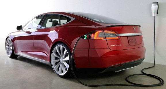 Elon Musk: Tesla Model S 'ends range anxiety' with smart navigation, trip planner