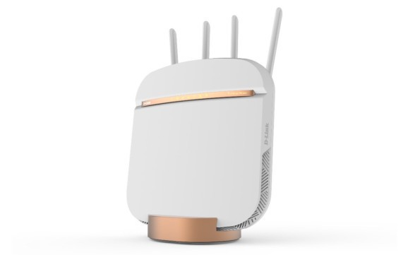 D-Link debuts a 5G Wi-Fi router with 40 times wired broadband speeds