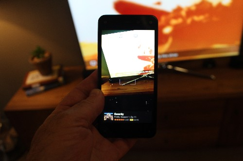 Hands on with Amazon's Fire Phone