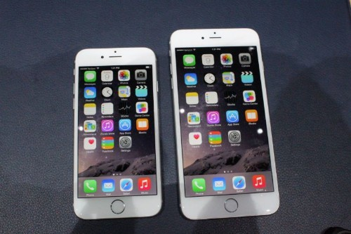 Up close and personal with the iPhone 6 and iPhone 6 Plus (video)