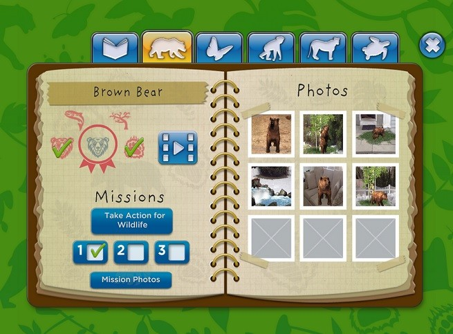 Disneynature Explore app encourages kids to play in the outdoors
