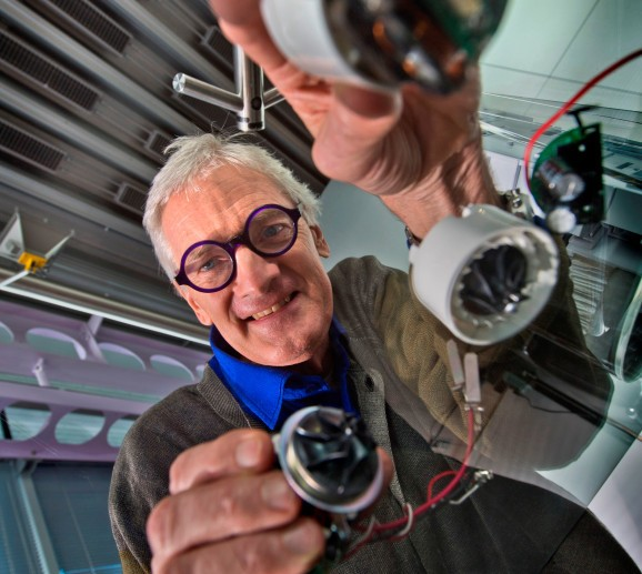 Dyson powers $20M investment into solid-state battery company Sakti3