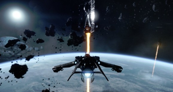 Star Citizen crowdfunding reaches $49M. Developer says: Gimme more