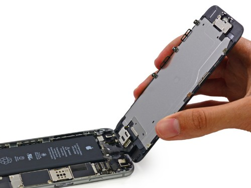 iPhone 6 and iPhone 6 Plus: What the new phones look like inside