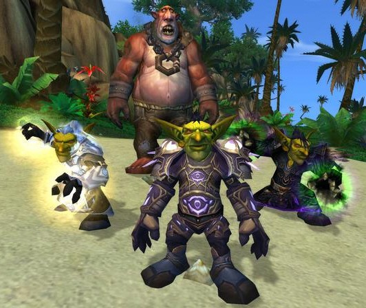 Chinese court jails World of Warcraft cybercrime ring