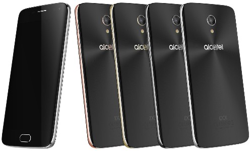 Two more Alcatel Idol 4 phones detailed: one powerful Windows and one smaller Android