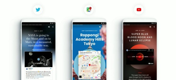 Google creates 'dedicated placement' in search results for AMP Stories, starting with travel category