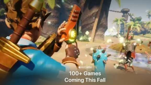Apple Arcade: $4.99 per month is likely for family access to 100 games