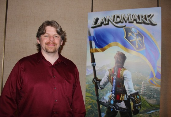 You can build your own fantasy in Sony's Landmark online world (interview)