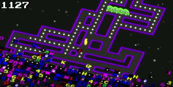 Pac-Man 256 is out now on iOS and Android — it's Crossy Road studio's latest game