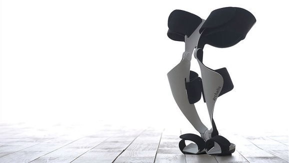 This wearable chair from Japan helps surgeons through long hours of surgery