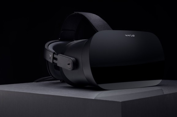 Varjo unveils high-resolution enterprise VR headsets