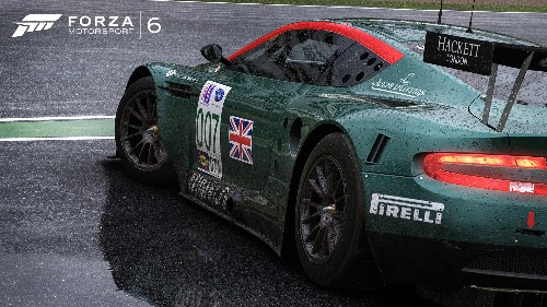 Forza Motorsport 6 is the new king of console racing sims