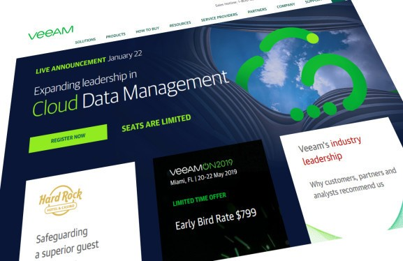 Insight Partners acquires data backup and recovery platform Veeam for $5 billion
