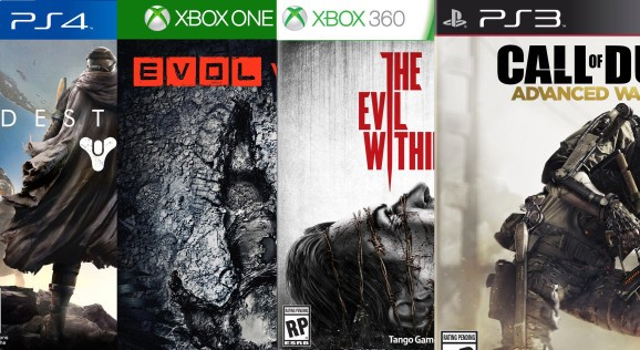 E3 2014 titles Destiny, The Evil Within preorders discounted at Kmart