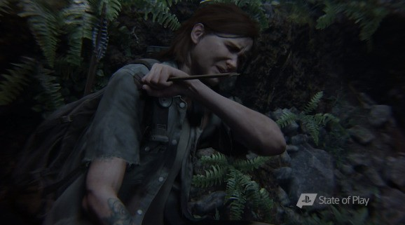 The Last of Us: Part II comes on 2 Blu-ray discs