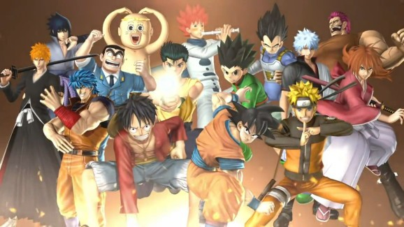 Bandi Namco's bringing its Super Smash Bros.-like anime brawler to the West
