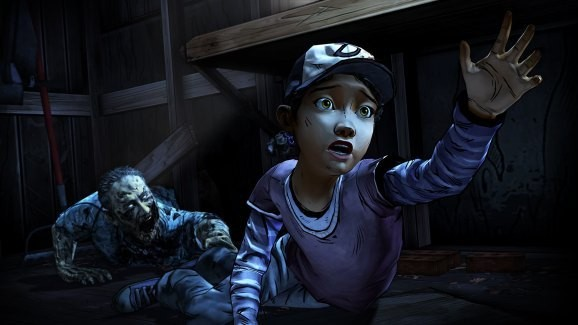 PlayStation 4's The Walking Dead saves failing to transfer between seasons