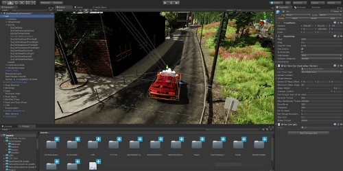 Microsoft's open source AirSim platform comes to Unity