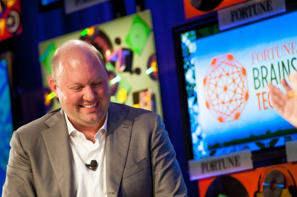 Marc Andreessen: Venture capital is not for everybody, but when it works…