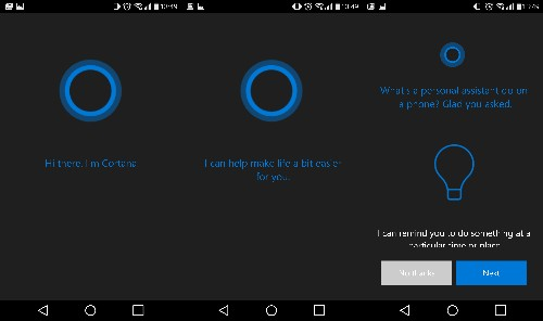 Cortana for Android leaks, Microsoft suggests a tester in the U.S. or China is to blame