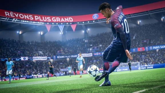 FIFA 19 and FIFA 18 had 45 million unique console and PC players in EA's fiscal 2019