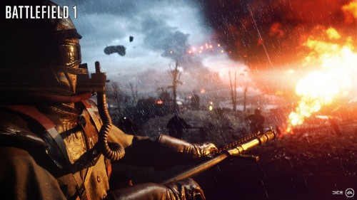 Battlefield 1: EA takes its shooter into trenches of World War I