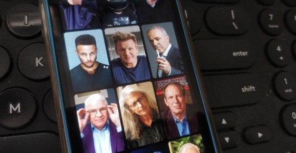 MasterClass raises $80 million to bring celebrity mentors to the masses