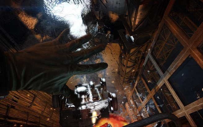Exploring the depths of Metro: Last Light's characters and narrative style