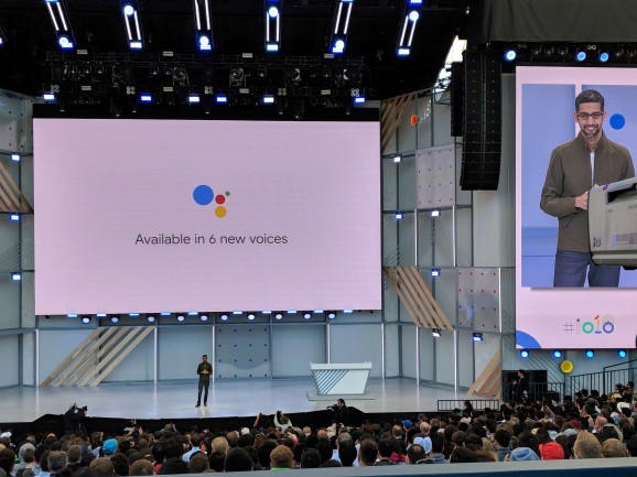 Google schedules I/O 2019 for May 7-9 in Mountain View (updated)