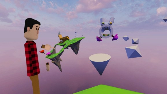 AltspaceVR lets you build your own sharable space in virtual reality