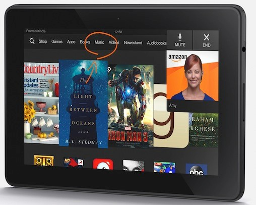 Christmas tech support in just 9 seconds: Amazon boasts its Kindle Fire 'Mayday' button was a huge success