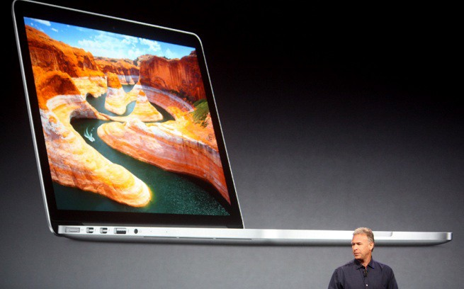 Apple's Retina MacBook Pro could lose some weight at WWDC