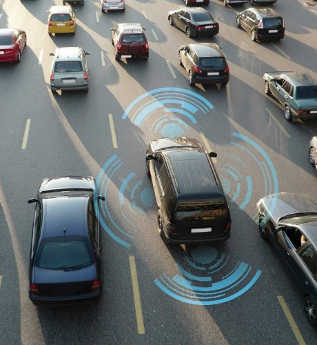 NXP targets chips for self-driving cars in 2020